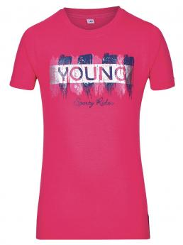 Tshirt Young Star S20 pink