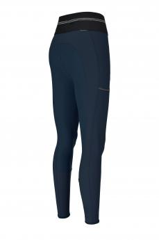 Bryczesy Gia Grip Athleisure II Nightblue
