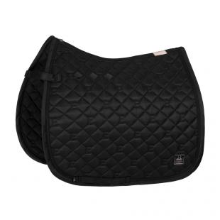 Czaprak Glossy Quilted H20 black