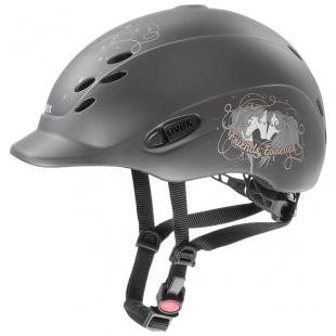 Kask Onyx Friends II antracyt mat
